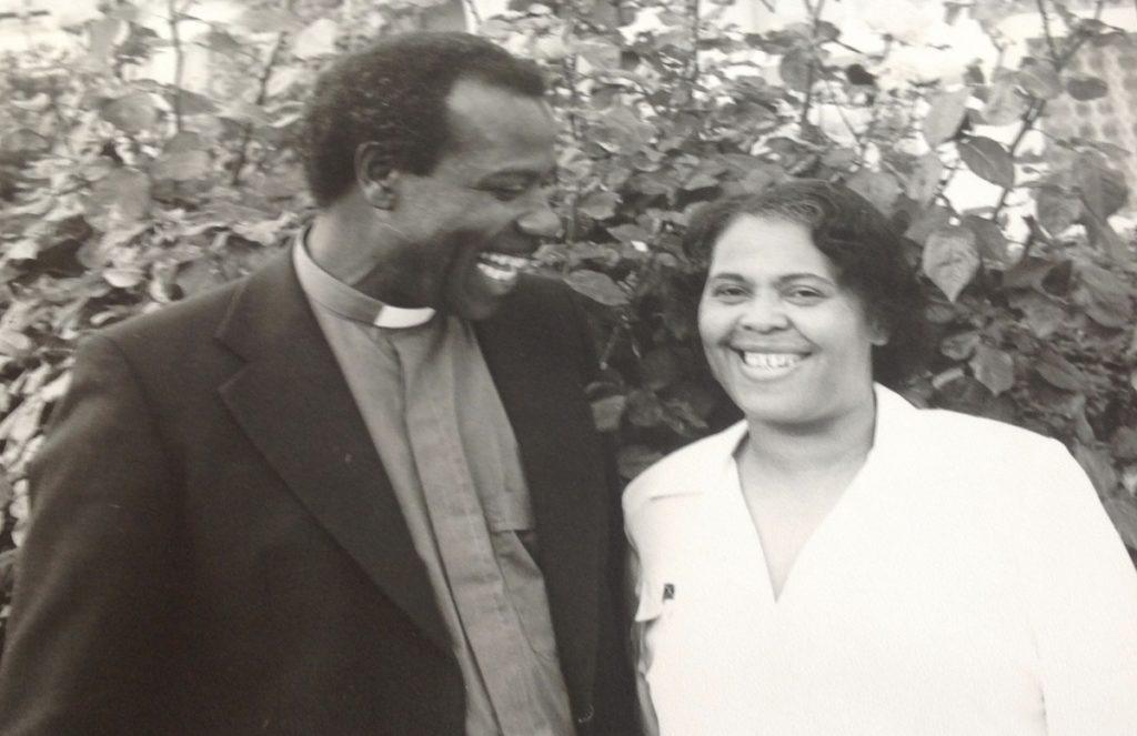 PCU founder Rev Carmel Jones