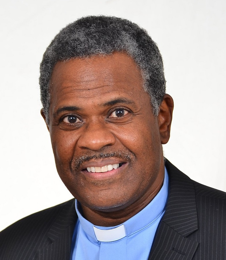 Rev Bryan Scott.